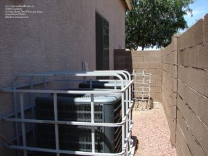6825 S 45th Ln Laveen Az 85339 - 2 ac units with cages