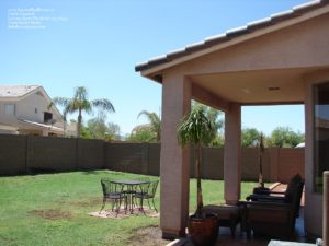 6825 S 45th Ln Laveen Az 85339 - Covered patio